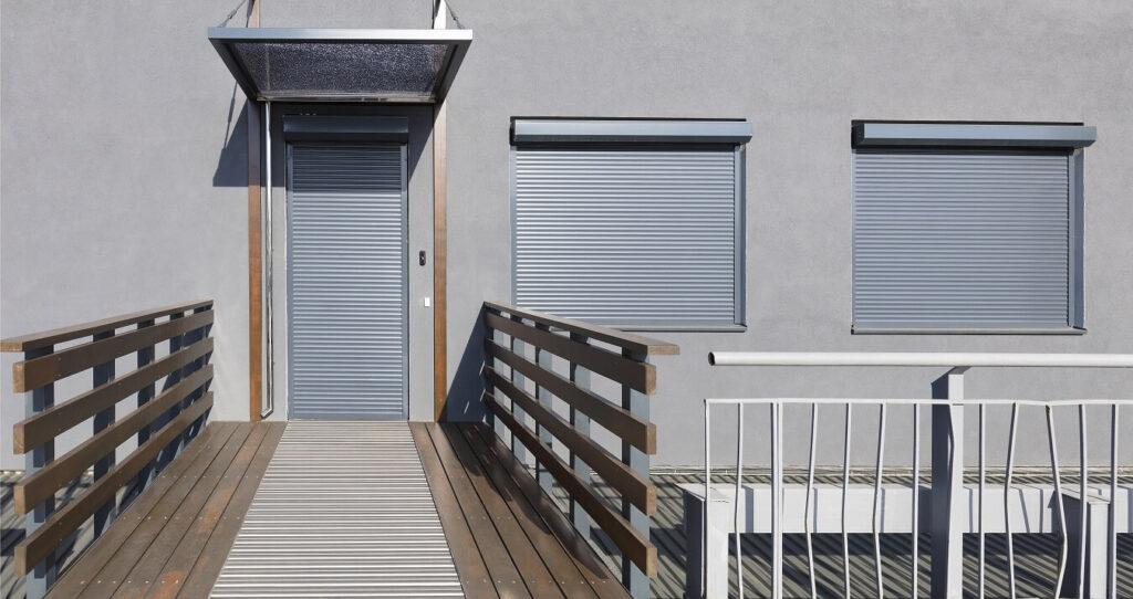 Rolety zewnętrzne antywłamaniowe ochronią twój dom